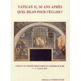 Vatican II 50 ans après quel bilan pour l'Eglise ?