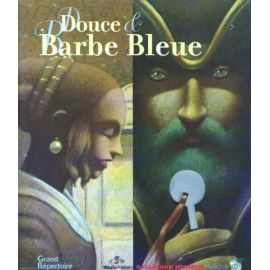 Douce et Barbe Bleue avc un CD audio