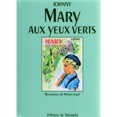 Mary aux yeux verts