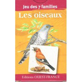 Jeu des 7 familles Les Oiseaux