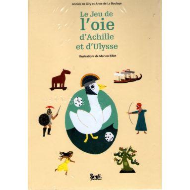Le jeu de l'Oie d'Achille et d'Ulysse