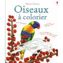 Oiseaux à colorier