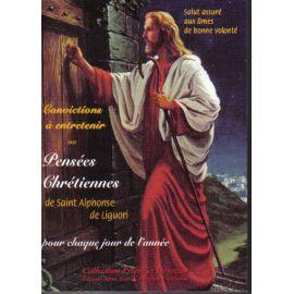 Pensées chrétiennes