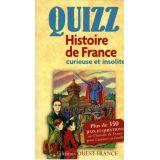 Quizz Histoire de France curieuse et insolite