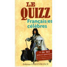 Le Quizz Français(es) célèbres