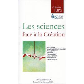 Les sciences face à la création