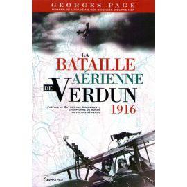 La bataille aérienne de Verdun 1916