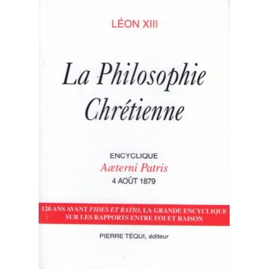 La Philosophie Chrétienne
