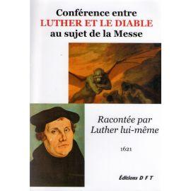 Conférence entre Luther et le diable au sujet de la Messe