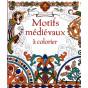 Motifs médiévaux à colorier