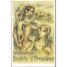 Bienheureuse Béatrix d'Ornacieux