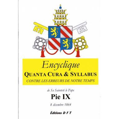 Quanta Cura & Syllabus
