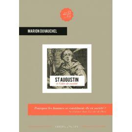 Saint Augustin et l'idée de société