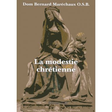 La modestie chrétienne