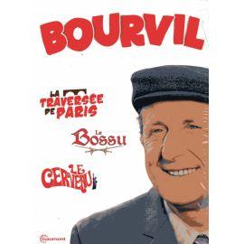 Bourvil - Coffret de trois grands succès