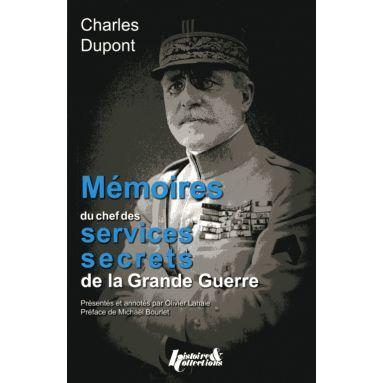 Mémoires du chef des Services Secrets de la Grande Guerre