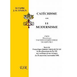 Catéchisme sur le Modernisme