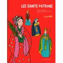 Les Saints patrons à colorier