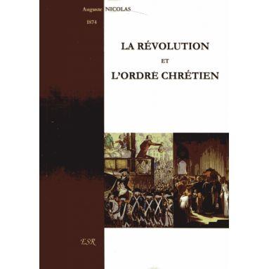 La Révolution et l'Ordre Chrétien