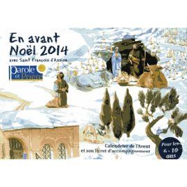 En avant Noël 2014 Calendrier de l'Avent