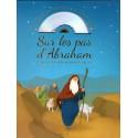 Sur les pas d'Abraham -avec un CD audio