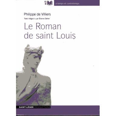 Le roman de saint Louis - MP3