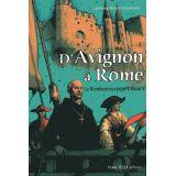 D'Avignon à Rome