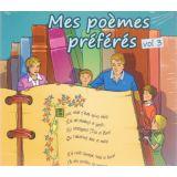 Mes poèmes préférés Volume 3