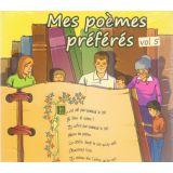 Mes Poèmes Préférés Volume 5