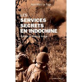 Les services secrets en Indochine