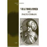 Vrai Mohamed et faux Coran