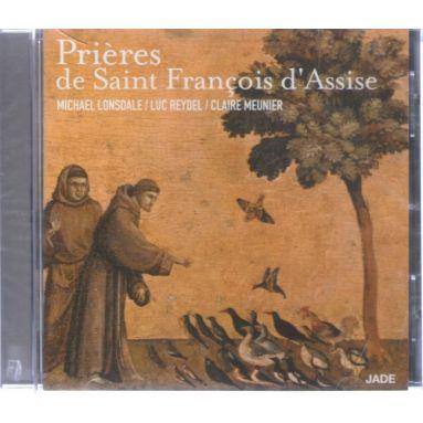 Prières de saint François d'Assise