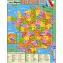 Les départements de la France métropolitaine