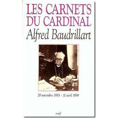 Les Carnets du Cardinal Baudrillart