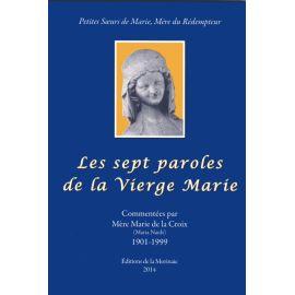 Les sept paroles de la Vierge Marie