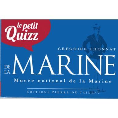 Le petit Quizz de la Marine