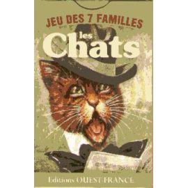 Jeu des 7 familles Les Chats
