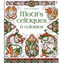 Motifs celtiques à colorier