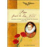 Anne fiancée de Louis XIII