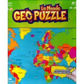 Le monde géo puzzle