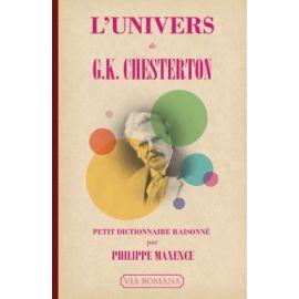L'univers de G.K. Chesterton