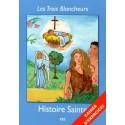 Les Trois Blancheurs - Cahier d'exercices CE2 - Histoire Sainte