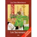 Les Trois Blancheurs - Cahier d'exercices CM2 - Les Sacrements