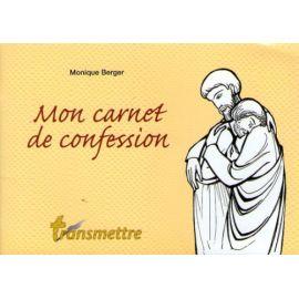 Mon carnet de confession