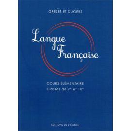 Langue française CE1 CE2