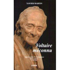Voltaire méconnu
