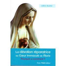 La dévotion réparatrice au Coeur immaculé de Marie