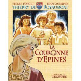 La Couronne d'Epines - Tome 3
