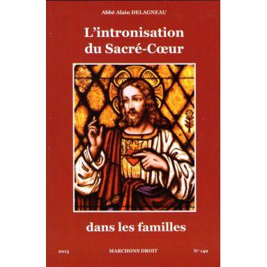 L'intronisation du Sacré-Cœur dans les familles