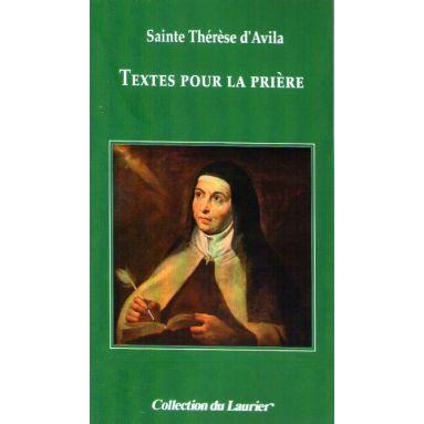 Textes pour la prière